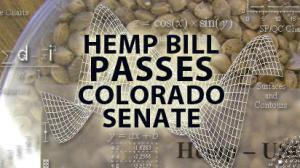 Successful Hemp Bill Signed By Governor Hickenlooper June 4th, 2012