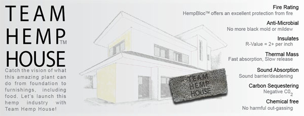 Team Hemp House