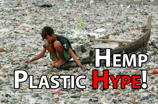 Hemp Plastic Hype!